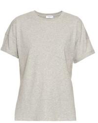 Frame Le Boyfriend Cotton T Shirt