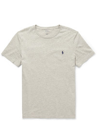 Polo Ralph Lauren Slim Fit Cotton Jersey T Shirt