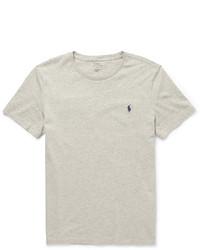 Slim fit cotton t shirt medium 707355