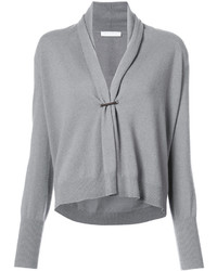 Fabiana Filippi Cropped Sweater