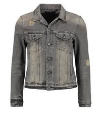 The Kooples Denim Jacket Grey Denim