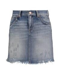 LTB Elnan Denim Skirt Viessa Wash