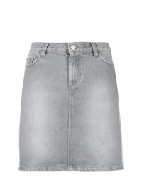 Helmut Lang Vintage Short Denim Skirt