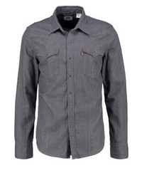Barstow western shirt gray rinse medium 3777463