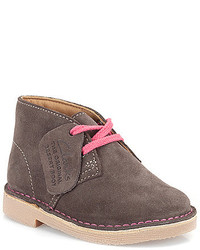 Clarks Girls Desert Boot