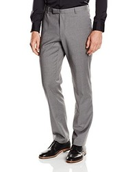 Suit Trousers Grey Large