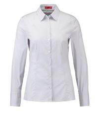 Hugo Boss Etrixe Shirt Light Grey