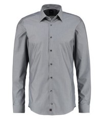 Strellson Slim Fit Formal Shirt Grau