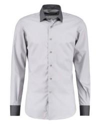 LAGERFELD Slim Fit Formal Shirt Grau