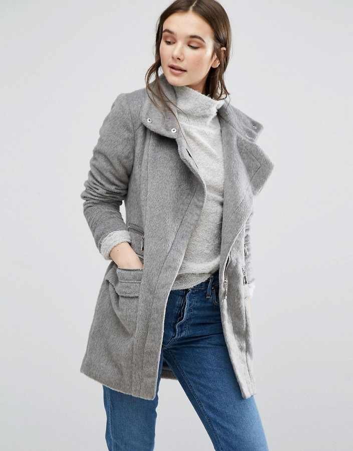 Qed London Duffle Coat | Where to buy & how to wear