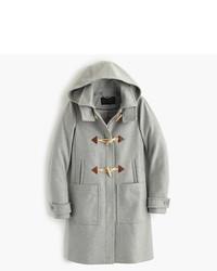 J.Crew Wool Melton Toggle Coat