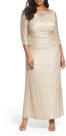 Alex Evenings Plus Size Dress