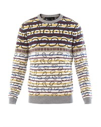 Marc by Marc Jacobs Finsbury Fair Isle Knit Sweater