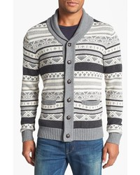 1901 Pattern Shawl Cardigan