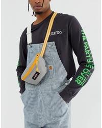 Eastpak Springer 2l Bum Bag With S In Grey
