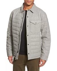 Quilted field jacket medium 371699