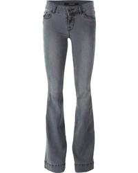 J Brand High Waist Flared Jeans