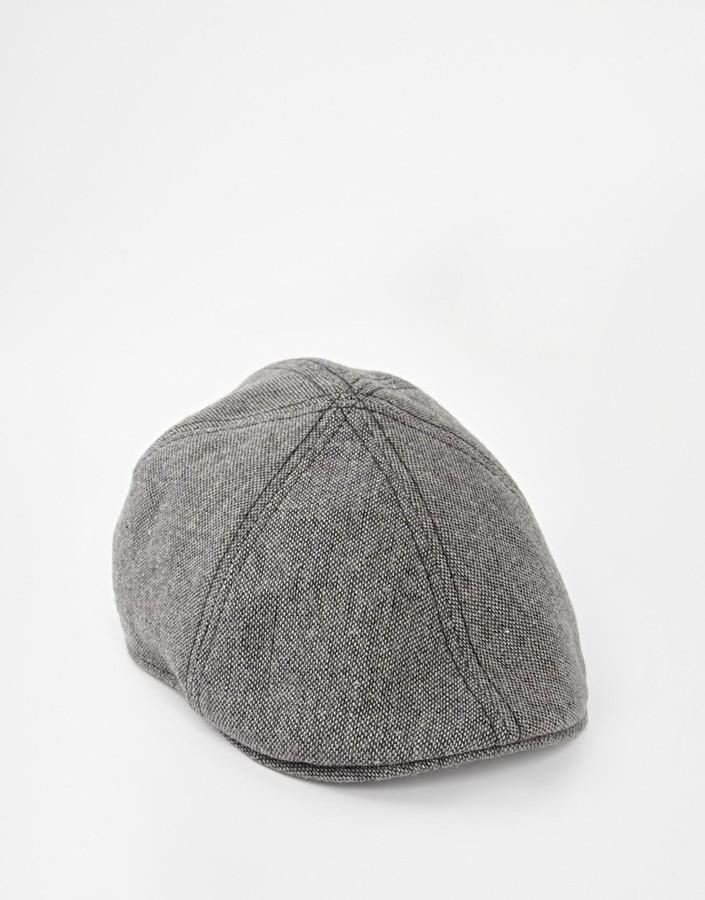 Grey Flat Caps Goorin Bros. Goorin Andrew Driver Cap ... 1b3367481372