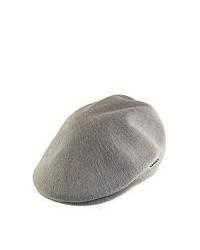 Kangol Hats Kangol Bamboo 507 Flat Cap Grey