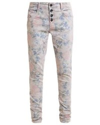 Cream Ella Relaxed Fit Jeans Washed Grey