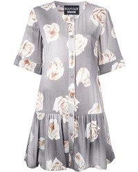 Moschino Boutique Floral Print Dress