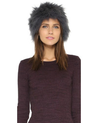 Jocelyn Fur Knitted Hat