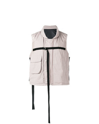 Unravel Project Cropped Gilet