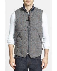 Marshall Artist Duck Down Houndstooth Fishing Vest