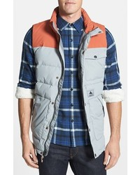 Burton Heritage 500 Fill Waterproof Down Vest