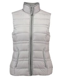s.Oliver Outdoor Waistcoat Grey