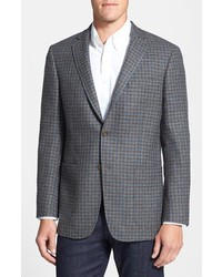 Hart Schaffner Marx New York Classic Fit Check Sport Coat