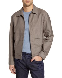 Grey Harrington Jacket