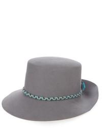 Yosuzi Asema Fur Felt Hat