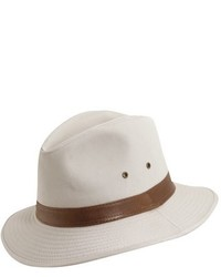 Safari fedora brown medium 600935