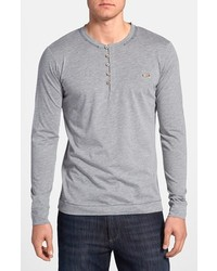 Diesel Bill Lounge Henley Grey Small