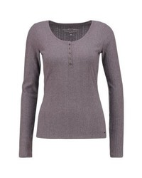 Hollister Co. Must Have Long Sleeved Top Grey