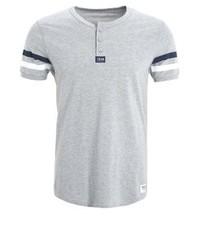 Print t shirt melange medium 4204582
