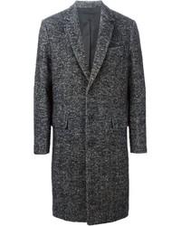 Ami Alexandre Mattiussi Herringbone Coat