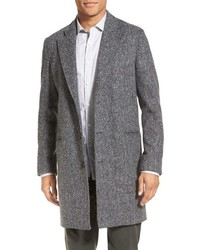Billy Reid Charles Herringbone Single Breasted Coat
