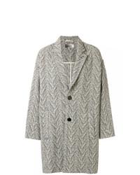 Isabel Marant Stan Herringbone Coat