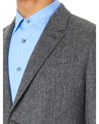 Paul Smith London Byard Two Button Herringbone Blazer