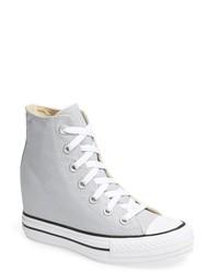 Converse Chuck Taylor All Star Hidden Wedge Platform High Top Sneaker