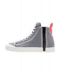 S nentish high top trainers grey medium 3785475