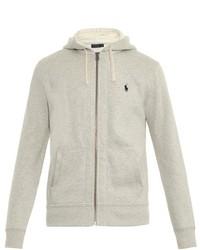 Polo Ralph Lauren Zip Through Hooded Sweatshirt