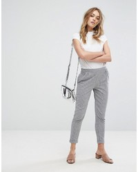 Pull&Bear Stripe Tapered Pant