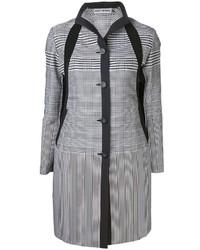 Issey Miyake Houndstooth Coat