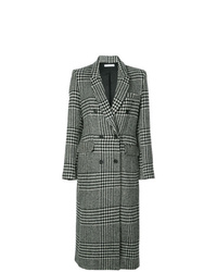 Reformation Middlebury Checked Coat