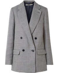 Stella McCartney Milly Oversized Wool Tweed Blazer