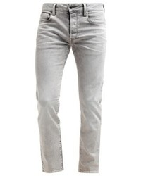 3301 straight straight leg jeans kamden grey stretch denim medium 3775489