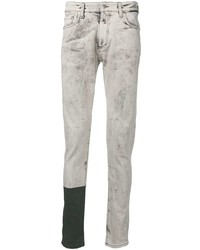 Represent Bleached Wash Jeans